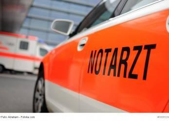 231/15 Hamburg: Toter und Verletzte bei Feuerwerk