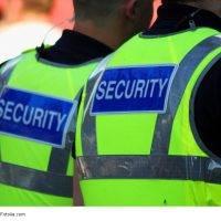 Security und Sanitäter