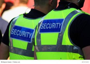 Bodycams beim Sicherheitspersonal?
