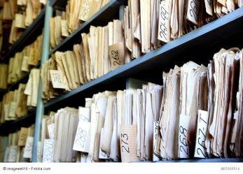 Berlin: Millionen-Bußgeld wegen nicht vorhandenem, geeignetem Archivsystem