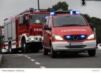 Vorpommern: 8 Verletzte auf Hochzeitsfeier