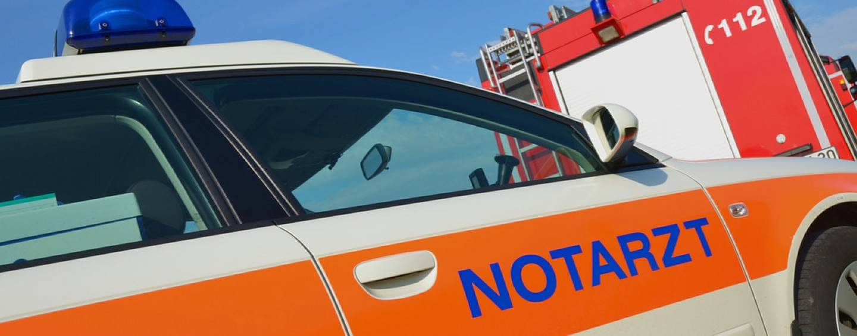 Brandenburg: 5 Verletzte durch Feuerwehreinsatz