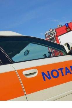 254/17 Bonn: Arbeiter stürzt von Riesenrad