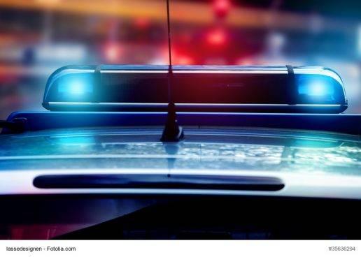 128/18 Heidelberg: Mann schlägt auf Partyschiff um sich