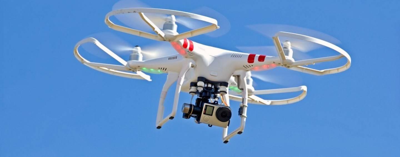 153/17 Nova Rock: Hohe Strafen für Drohnen-Piloten