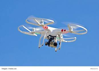 Berlin: 4 verletzte bei Absturz einer Drohne