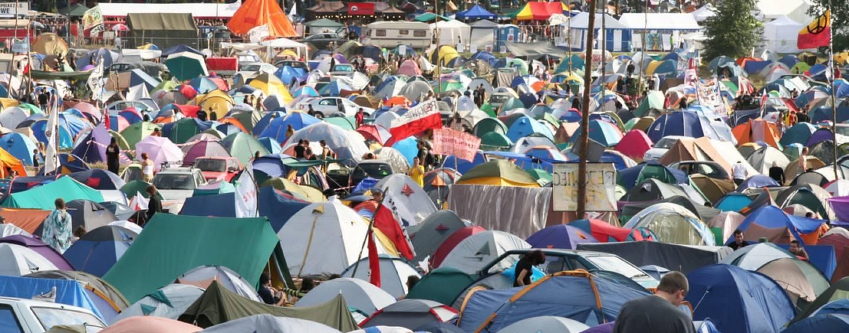 Rock am Ring II: Campingplätze sorgen für Ärger
