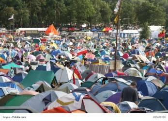 147/15 Rock am Ring II: Campingplätze sorgen für Ärger