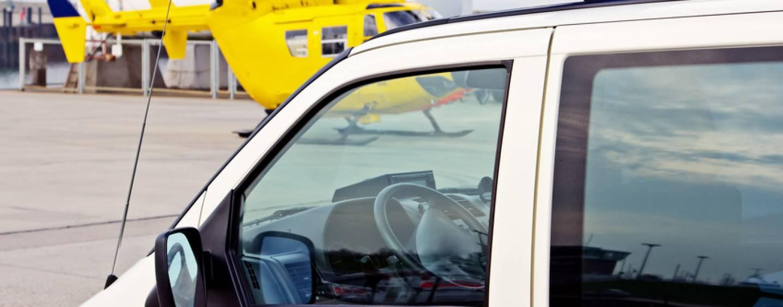 Ba-Wü: Ordnerin gerät unter Umzugswagen