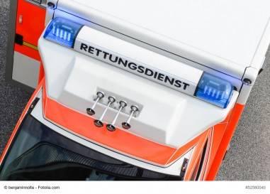 313/17 Thüringen: 16-jährige Artistin stürzt 3 Meter ab