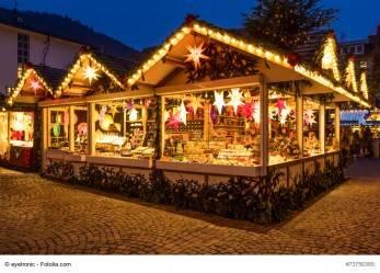 Lübeck eröffnet seinen Weihnachtsmarkt