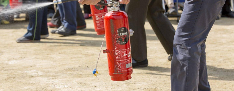 Brandschutz und -verhütung