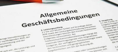 AGB und Verträge – aber richtig!