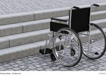 Rollstuhlfahrer ein Sicherheitsrisiko?