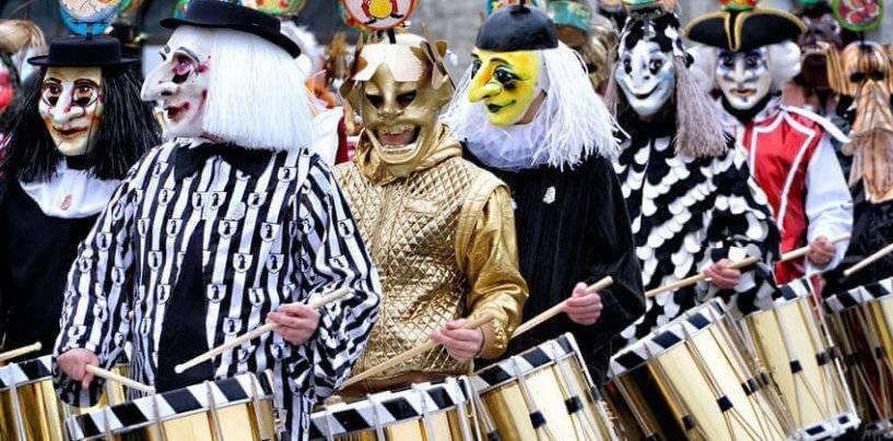 Hexenmasken: Vermummung oder Brauchtum?