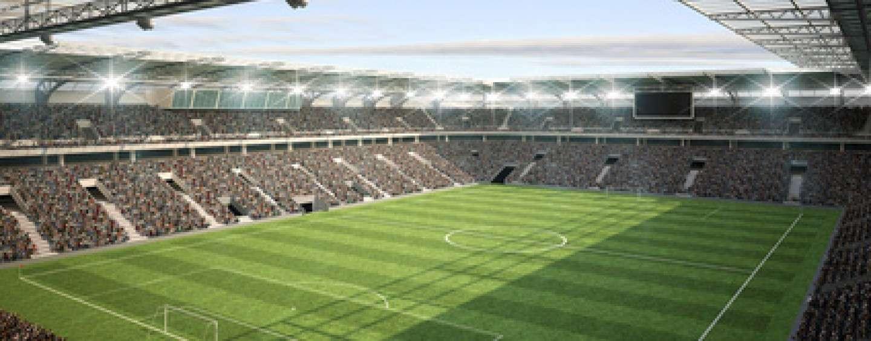 """Fußballstadion ist """"unter freiem Himmel"""""""