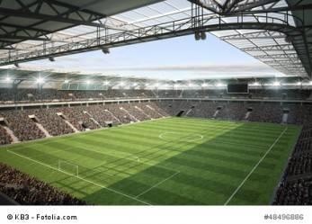 Stadionverbot für Fußballfans