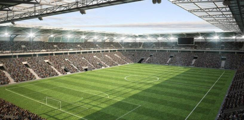 """80/16 Fußballstadion ist """"unter freiem Himmel"""""""