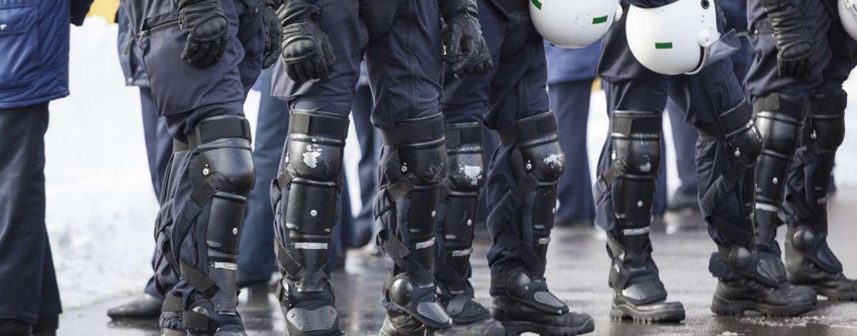 Kegelturnier endet mit Großeinsatz der Polizei