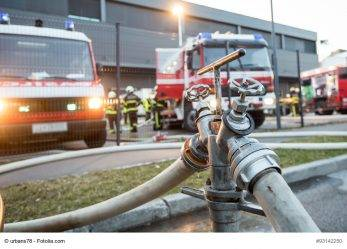 Mainz: Hoher Schaden durch Feuer in Veranstaltungshalle