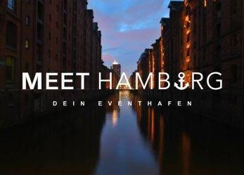 Ahoi und moin, moin! Ich steuere in Richtung MEET Hamburg!