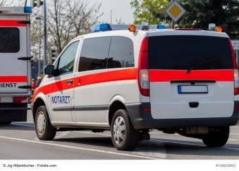 Volksfest: Verletzte durch Absturz einer Gondel