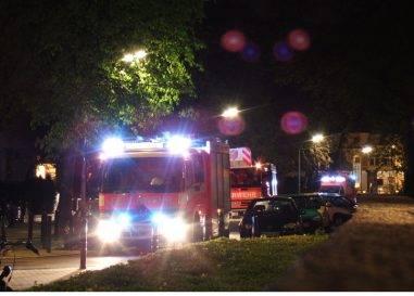 290/17 Österreich: Feuer beendet Party in Hotel