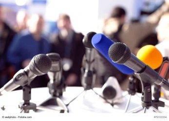 Pressekonferenz zu den Ergebnissen von RESTART-19