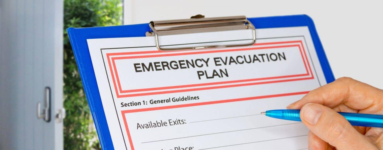 Evakuierungshelfer