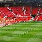 Old Trafford Stadion Manchester