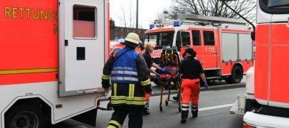 Brandenburg: 11 Verletzte bei Gartenfest