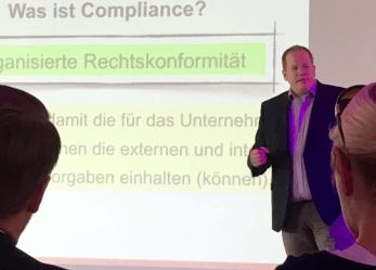 """Think Tank """"Compliance"""" in Wuppertal und Köln"""