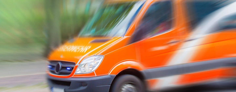 Österreich: Aufbauhelfer stürzt 5 Meter tief