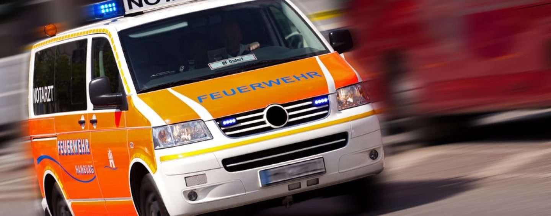 Ba-Wü: Schwerer Unfall bei Traktorrennen