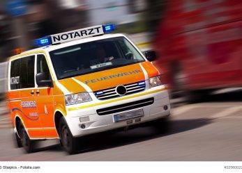 18/17 Berlin: 3 Verletzte im Auswärtigen Amt
