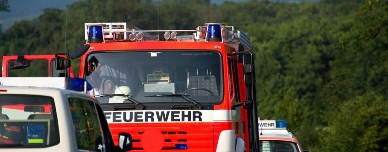 330/17 Ba-Wü: Shuttlebus zum Weihnachtsmarkt fängt Feuer