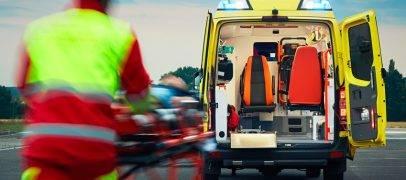 Bayern: 12 Verletzte auf Faschingsparty