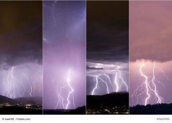 Blitzschutz bei Veranstaltungen