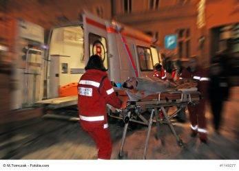 171/17 NRW: Feuerwerk schießt bei Abiball in die Zuschauer