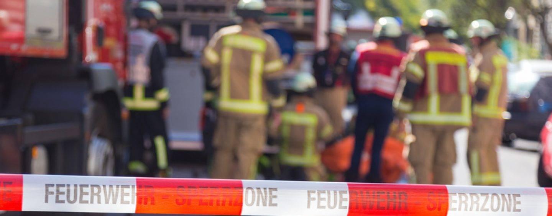 129/17 Bayern: Schwerer Unfall auf Privatparty