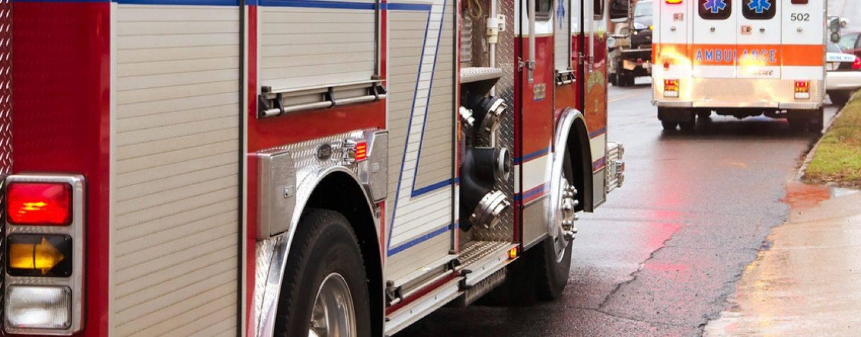 Florida: Feuerspeiender Drache fängt Feuer