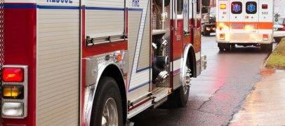 129/18 Florida: Feuerspeiender Drache fängt Feuer