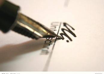 Arbeitsvertrag mündlich oder schriftlich?