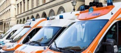 257/17 Italien: 1 Toter und 100 Verletzte auf Hochzeitsfeier