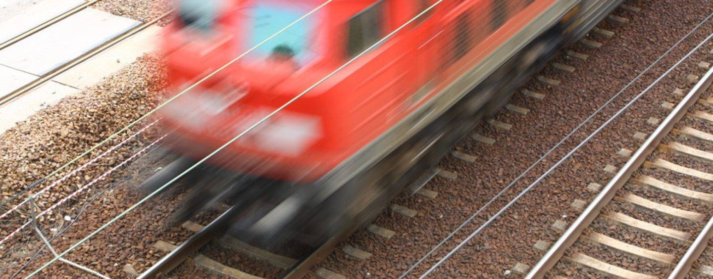 Zugreise ist keine Reise