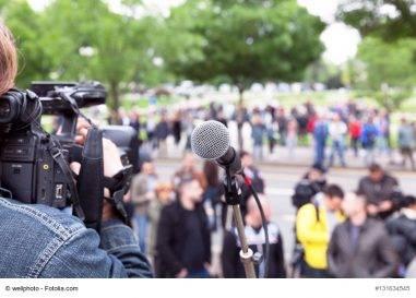 Wenn Demonstration und Veranstaltungen kollidieren