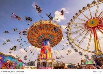Vorsicht bei der Auswahlentscheidung bei Volksfesten und Märkten