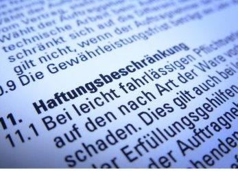 """204/17 Individualvertrag und AGB: Was ist """"freies Aushandeln""""?"""