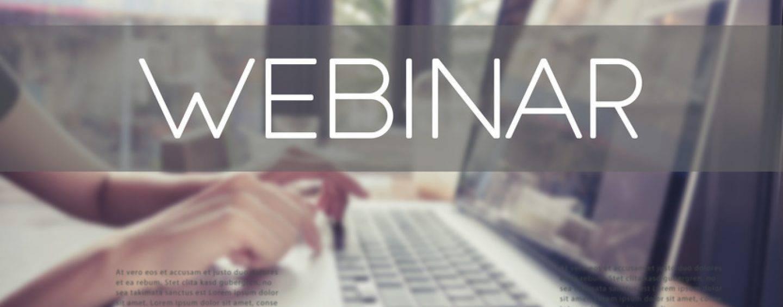 Webinar zur DSGVO – das neue Datenschutzrecht