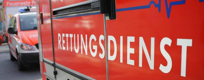122/18 NRW: Reizgas in Festzelt